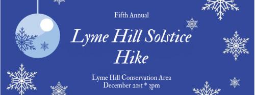 Lyme Hill Solstice