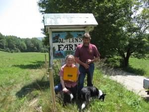 Alice & Larry Allen