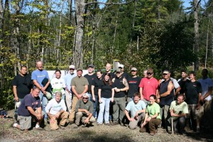 Thank you to our trail volunteers!