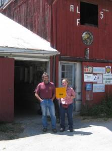Al-Len Farm conserved!