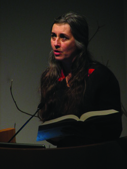 Writer, naturalist and activist Janisse Ray is author of four books of literary nonfiction and a collection of nature poetry.