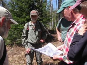 Identifying natural communities.