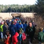Linny Levin Trail Dedication, November 2012