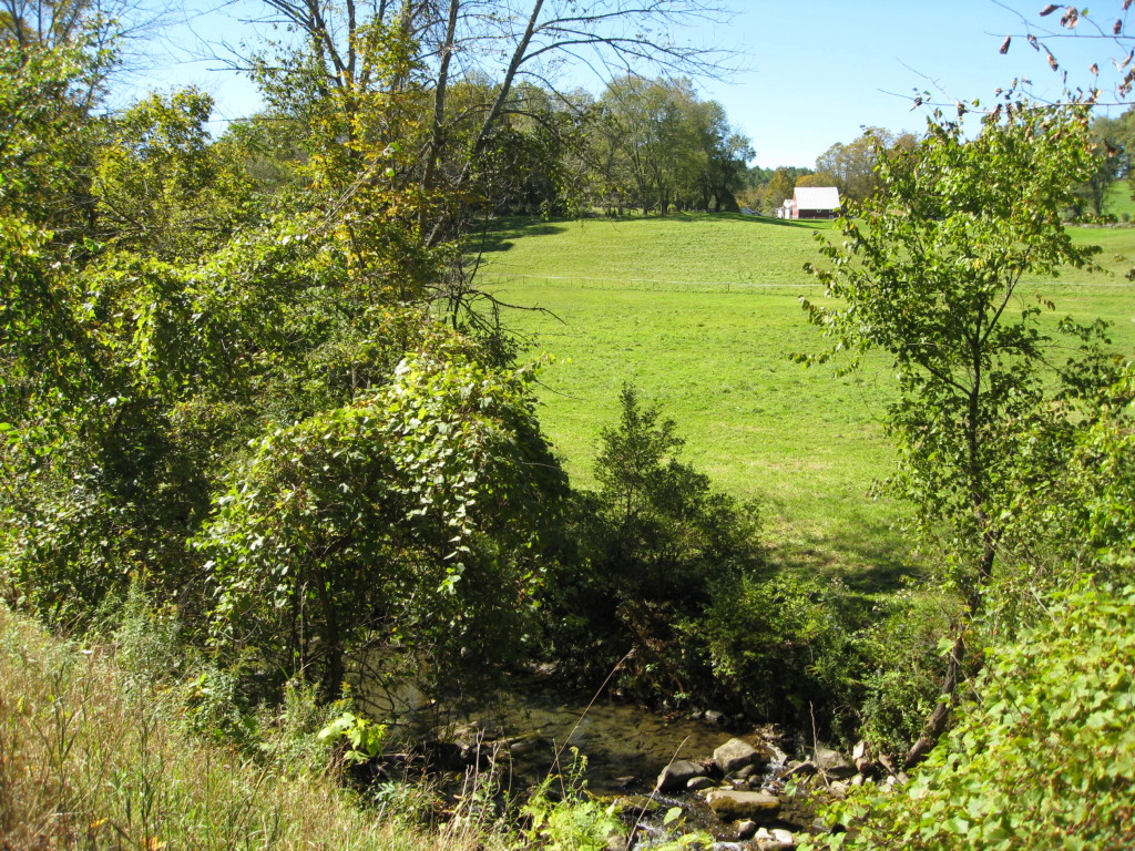 View of Kendall Farm