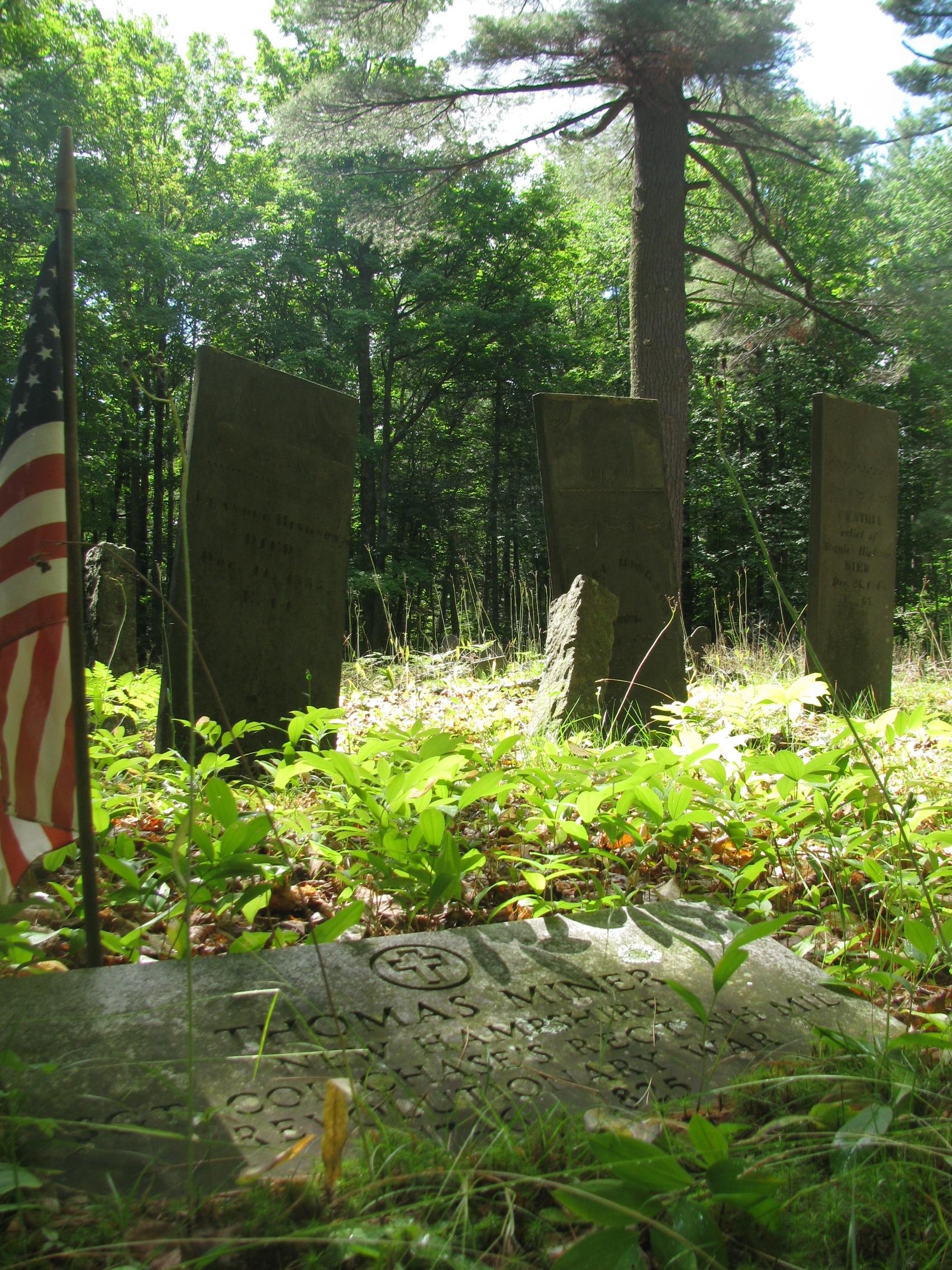 Miner Grant Cemetery